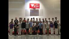 北京电子科技职业技术学院学生来公司参观学习