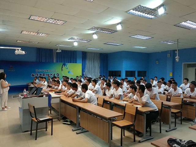 韦加无人机院校合作专业学生陆续报道入学6