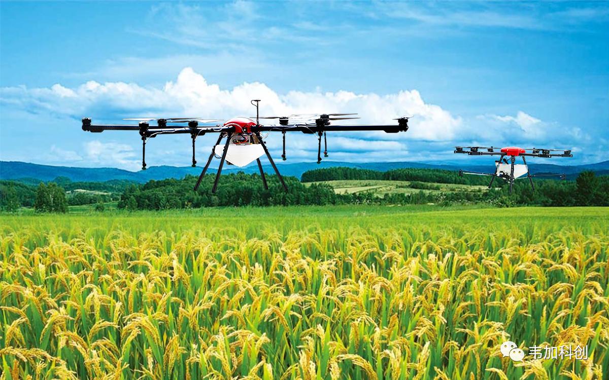 韦加智能受邀参加2020长春国际无人机产业博览会4