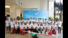 韦加无人机首届合作院校无人机专业高级师资培训研修班在京召开