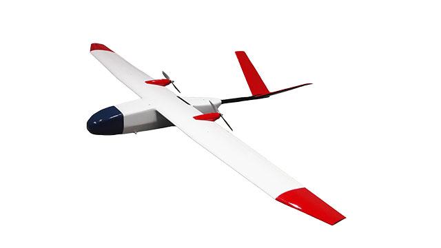 二代长航时固定翼无人机