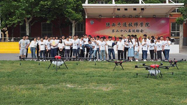 陕西交通技师学院学生风采1