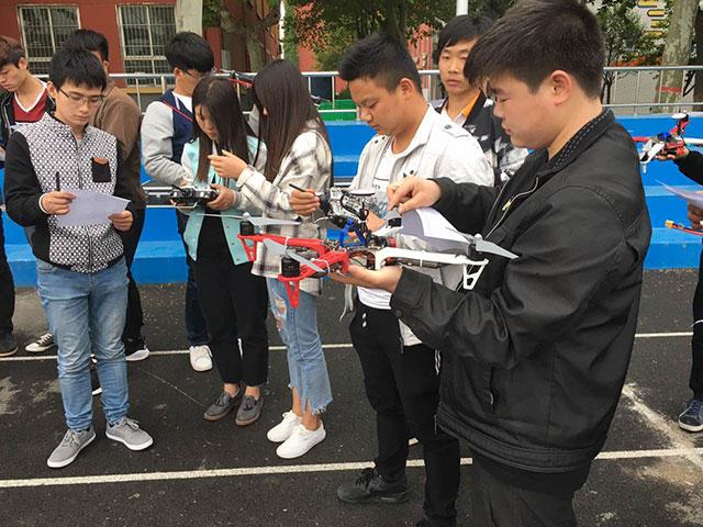 陕西交通技师学院学生风采5