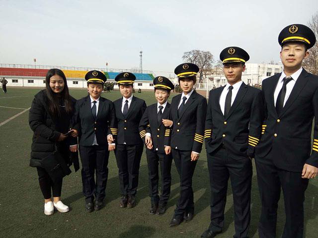 唐山科技职业技术学院学生风采1
