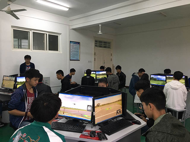 陕西交通技师学院学生风采4