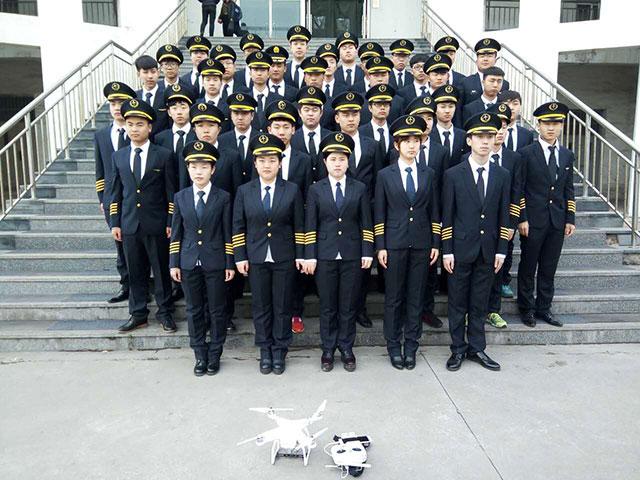唐山科技职业技术学院学生风采4