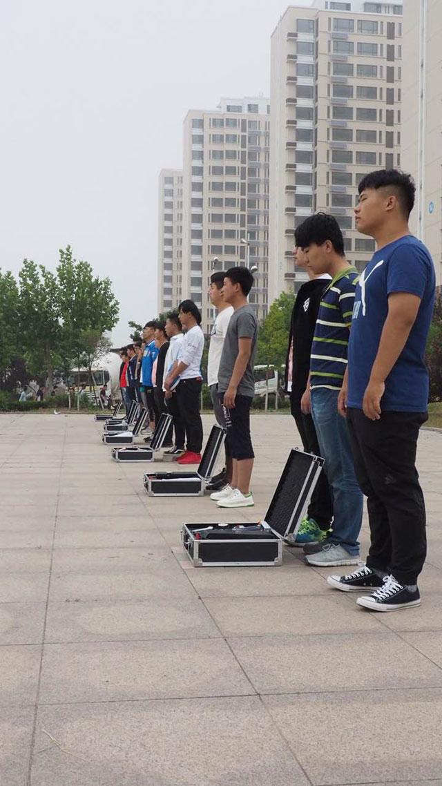 山东水利职业学院学生风采二-4