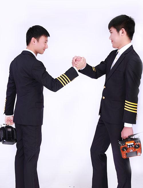 唐山科技职业技术学院定妆照4