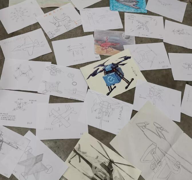 """韦加合作院校--""""心目中的无人机""""设计大赛圆满完成"""