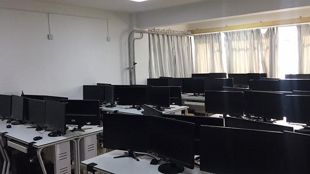 甘肃建筑学院无人机实训室3