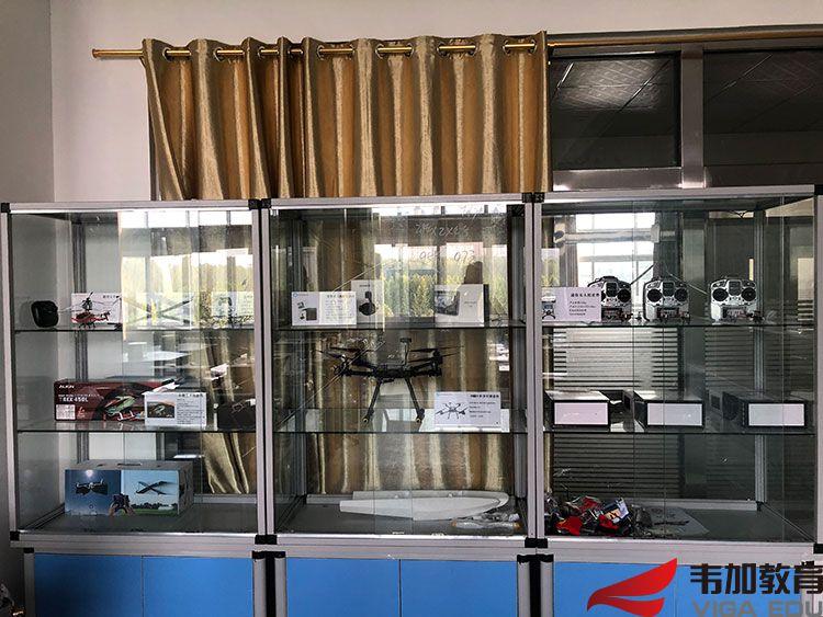 枣庄科技职业学院无人机实训室图片