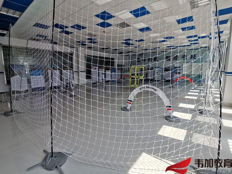山东水利职业学院无人机实训室展览室图片