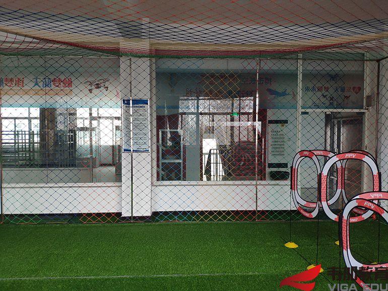 许昌职业技术学院无人机实训室1