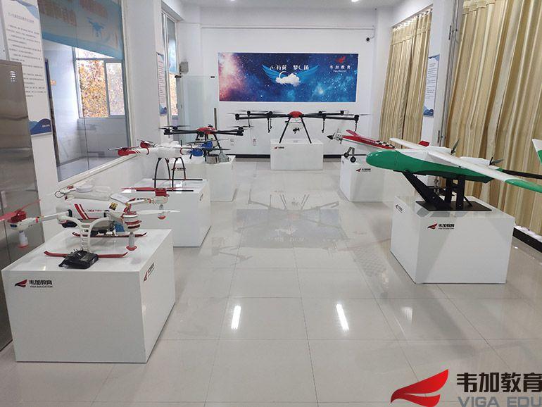 许昌职业技术学院无人机实训室5