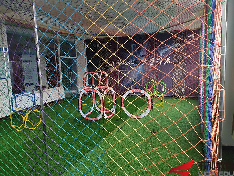 许昌职业技术学院无人机实训室4
