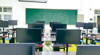 沧州职业技术学院无人机实训室
