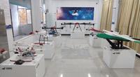 许昌职业技术学院无人机实训室