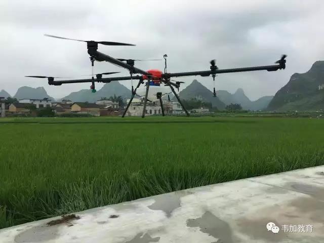 农业植保无人机前景好,百亿市场受青睐2