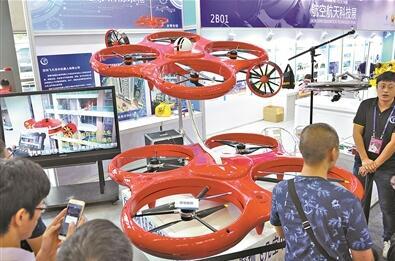 深圳市无人机在合法空域内放心飞