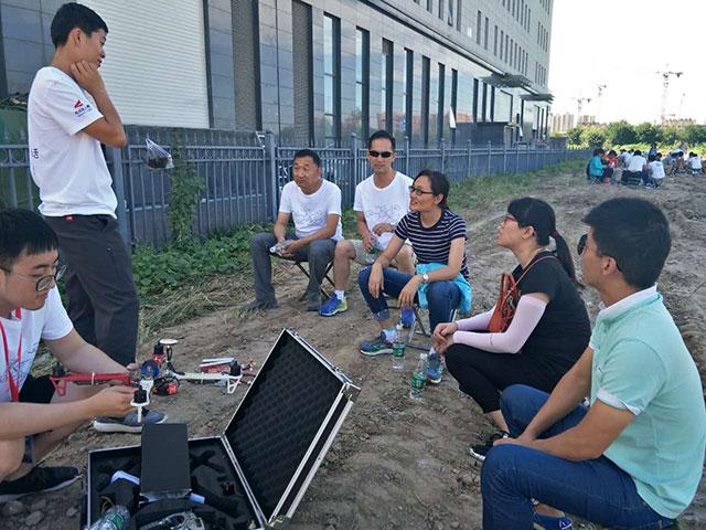 韦加无人机驾驶员培训班22期(北京亦庄校区)