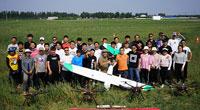 韦加无人机驾驶员培训河北涿州基地第33期培训学员