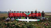 韦加无人机驾驶员培训河北涿州基地第34期培训学员