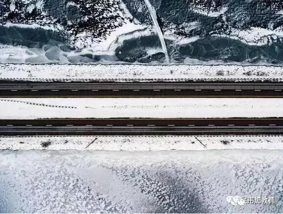 冬季无人机航拍雪景应该注意什么2