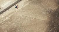 无人机巡山护林&助力研究秘鲁神秘雕刻