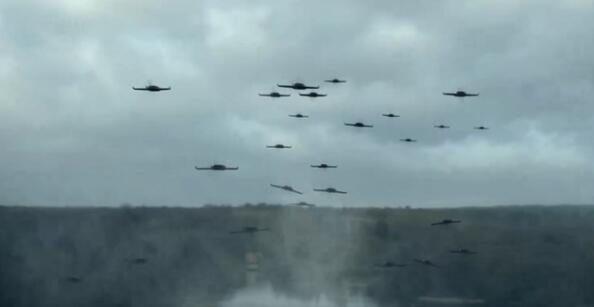 中国无人机蜂群系统全球首现 48连发帅爆了2