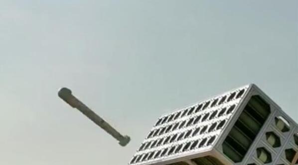 中国无人机蜂群系统全球首现 48连发帅爆了3