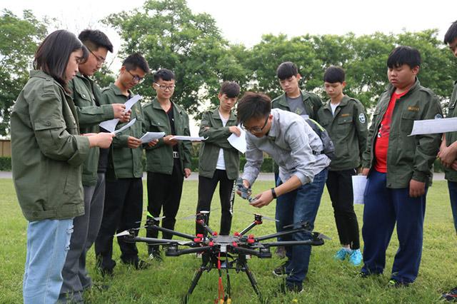 陕西交通技师学院无人机专业招生计划